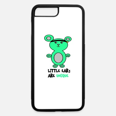Microtia Microtia Left-sided with aid - iPhone 7 & 8 Plus Case