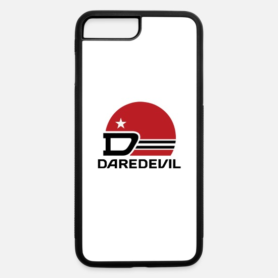 Company Anniversary iPhone Cases - Daredevil Brewing Company - iPhone 7 & 8 Plus Case white/black