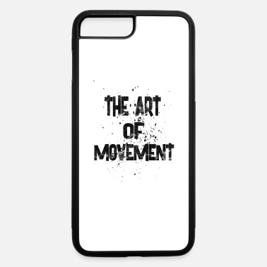 Movement the art of movement - iPhone 7 Plus/8 Plus Rubber Case