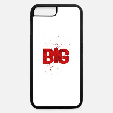Big big - iPhone 7 Plus/8 Plus Rubber Case