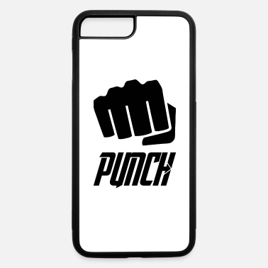 punch blak - iPhone 7 & 8 Plus Case