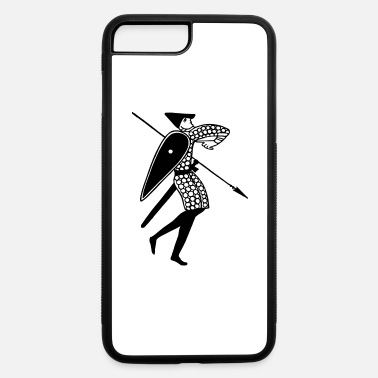 Medieval medieval character - iPhone 7 Plus/8 Plus Rubber Case