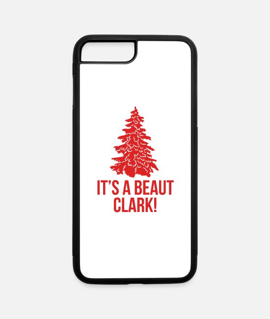 Christmas Carols iPhone Cases - christmas - iPhone 7 & 8 Plus Case white/black
