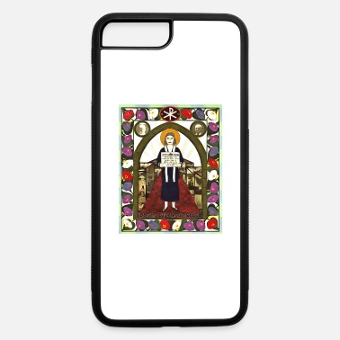 Catholic icon saint catholic - iPhone 7 & 8 Plus Case