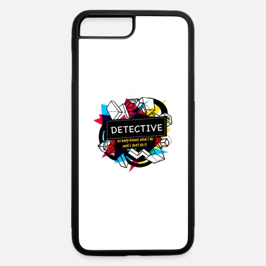 Detective DETECTIVE - iPhone 7 & 8 Plus Case