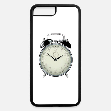 Clock Alarm Clock T Shirt - iPhone 7 & 8 Plus Case