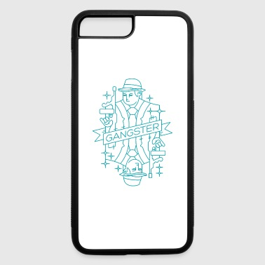 gangster - iPhone 7 Plus/8 Plus Rubber Case