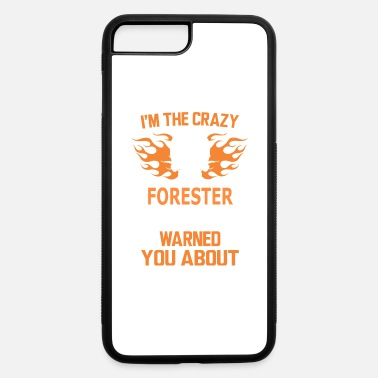 Forest FORESTER - iPhone 7 Plus/8 Plus Rubber Case