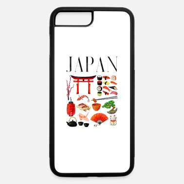 Japan Japan - iPhone 7 Plus/8 Plus Rubber Case