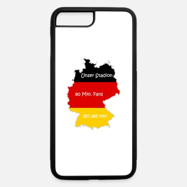 Stadium Stadium Germany - iPhone 7 & 8 Plus Case