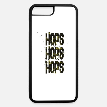 Hop hops hops hops - iPhone 7 Plus/8 Plus Rubber Case