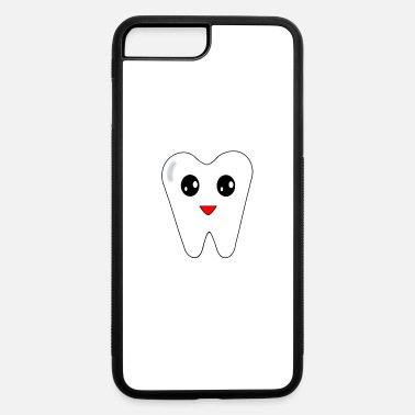 Tooth Tooth - iPhone 7 Plus/8 Plus Rubber Case