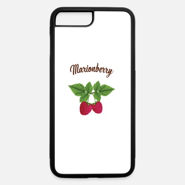 Witty Witty Marionberry - iPhone 7 Plus/8 Plus Rubber Case