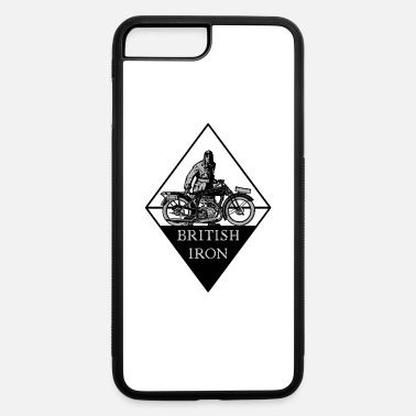 Iron Metal BRITISH IRON - iPhone 7 Plus/8 Plus Rubber Case