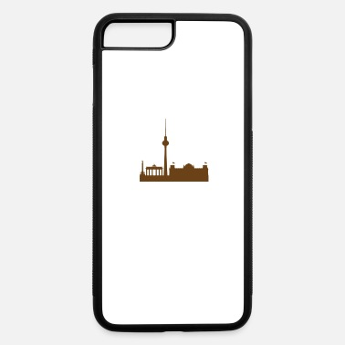 Berlin Berlin - iPhone 7 Plus/8 Plus Rubber Case