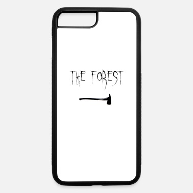 the forest , game axe - iPhone 7 & 8 Plus Case