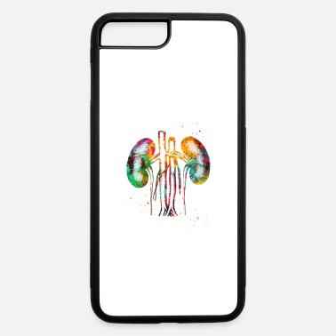 Kidney Kidneys anatomy - iPhone 7 & 8 Plus Case