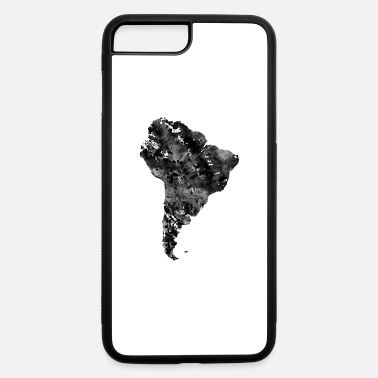 South America South America map - iPhone 7 Plus/8 Plus Rubber Case