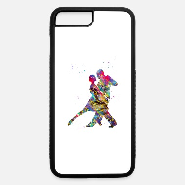 Dancer Tango Dancers - iPhone 7 & 8 Plus Case
