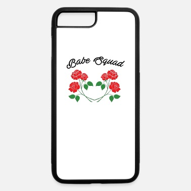 Babe With The Power Babe Squad - iPhone 7 & 8 Plus Case