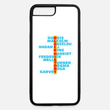 BLACK HISTORY LEADERS - iPhone 7 & 8 Plus Case