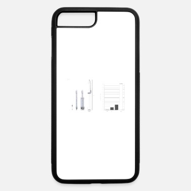 bfr rocket - iPhone 7 & 8 Plus Case