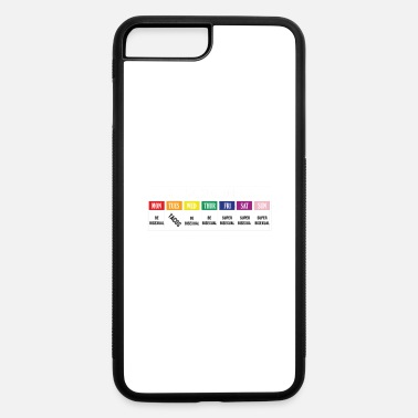 Bisexual The Bisexual Agenda - iPhone 7 & 8 Plus Case
