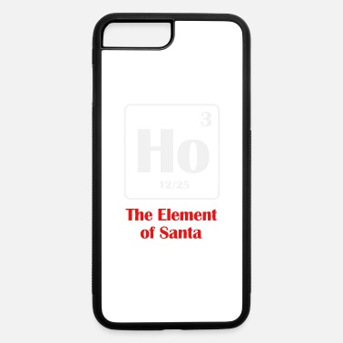 the element of santa - iPhone 7 & 8 Plus Case