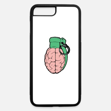 Granade brain granade - iPhone 7 & 8 Plus Case
