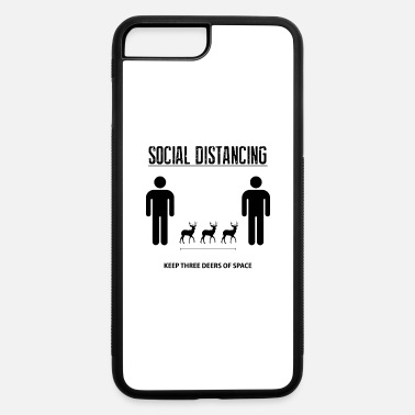 Selfie Society Social Distancing - iPhone 7 & 8 Plus Case