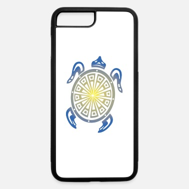 Tribal Sea Turtle - iPhone 7 & 8 Plus Case