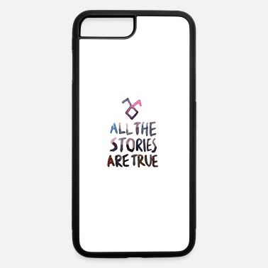 The Mortal Instruments All the stories are true (watercolor) - iPhone 7 & 8 Plus Case