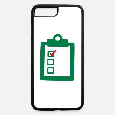 Checklist Checklist - iPhone 7 & 8 Plus Case