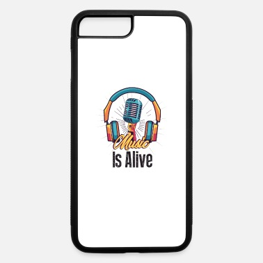 Musical Music Is My Life - iPhone 7 & 8 Plus Case