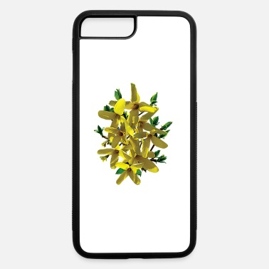 Leaves Forsythia with Leaves - iPhone 7 & 8 Plus Case
