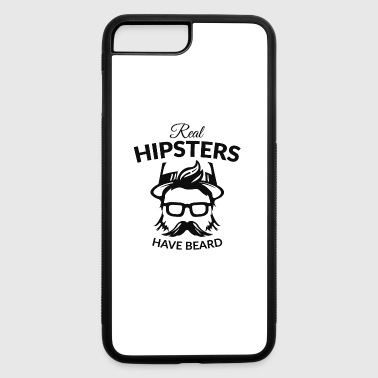 Hipsters - iPhone 7 Plus/8 Plus Rubber Case