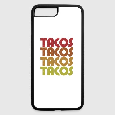 TACOS TACOS TACOS - iPhone 7 Plus/8 Plus Rubber Case