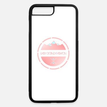 Easy Going Fashion Easy Going Fashion pink brand - iPhone 7 & 8 Plus Case