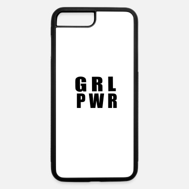 Girl Power GIRL POWER - iPhone 7 & 8 Plus Case