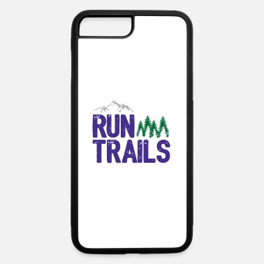Trail Run Trails - iPhone 7 & 8 Plus Case