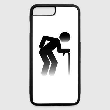 A Man Age At Retirement Age - iPhone 7 Plus/8 Plus Rubber Case