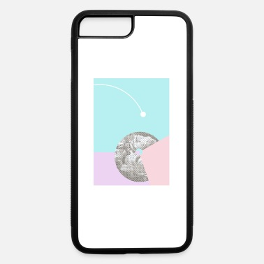 Pallet Retro Graphic Art - iPhone 7 & 8 Plus Case