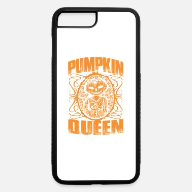 Halloween Pumpkin Queen Halloween - iPhone 7 & 8 Plus Case