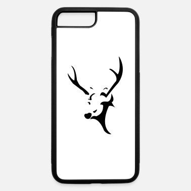 Deer Head deer head - iPhone 7 & 8 Plus Case