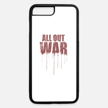 Pandemic zombies - iPhone 7 & 8 Plus Case