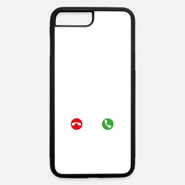 My Bus is calling gift shirt - iPhone 7 & 8 Plus Case