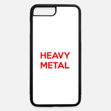 Metal Music Heavy Metal Music - iPhone 7 Plus/8 Plus Rubber Case