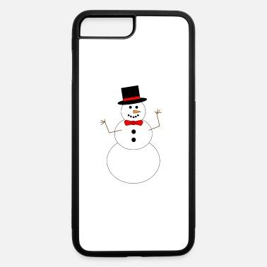 Snowman Snowman - iPhone 7 Plus/8 Plus Rubber Case