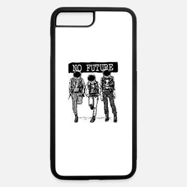 Future No Future - iPhone 7 Plus/8 Plus Rubber Case
