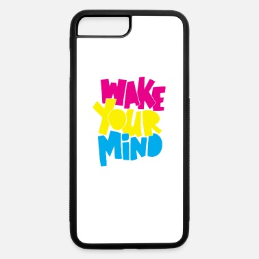 Up Wake your mind up - iPhone 7 & 8 Plus Case